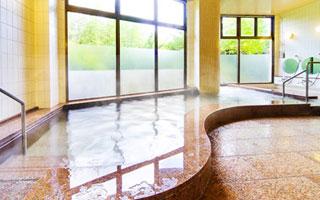 関西のアルカリ温泉宿泊施設湯の宿 木もれ日