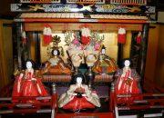 旧竹林院ひな人形